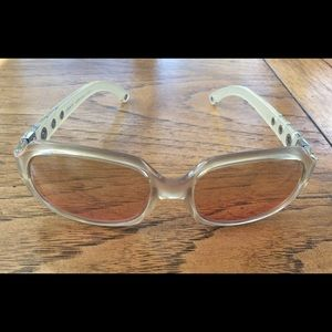 Coach Grommet Audrey glasses clear